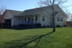 West hill home on a quiet road close to schools!
