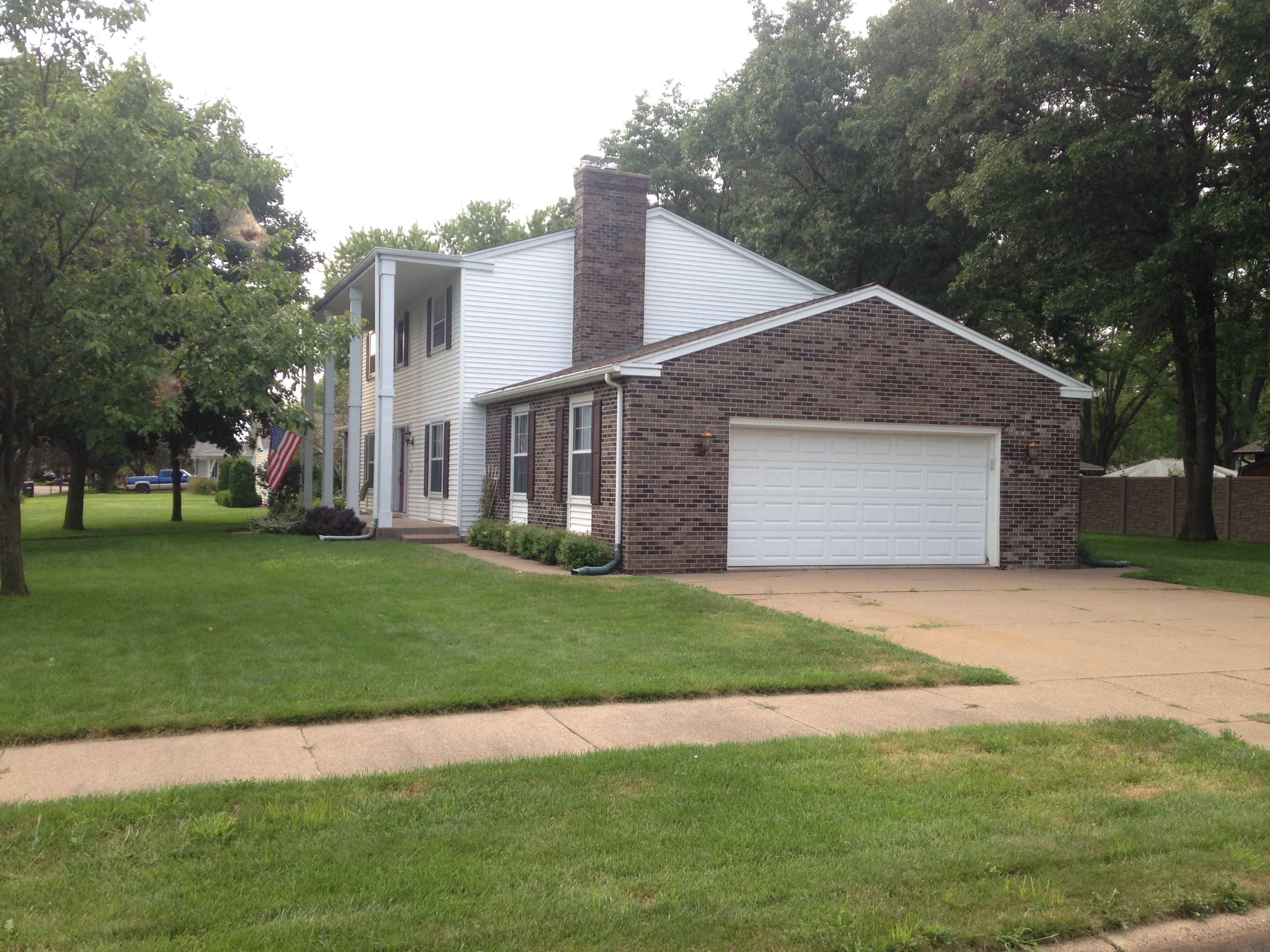 Gorgeous 4 bedroom West hill Colonial home